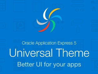 APEX universal theme